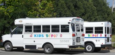 Kids Depot Daycare Bus